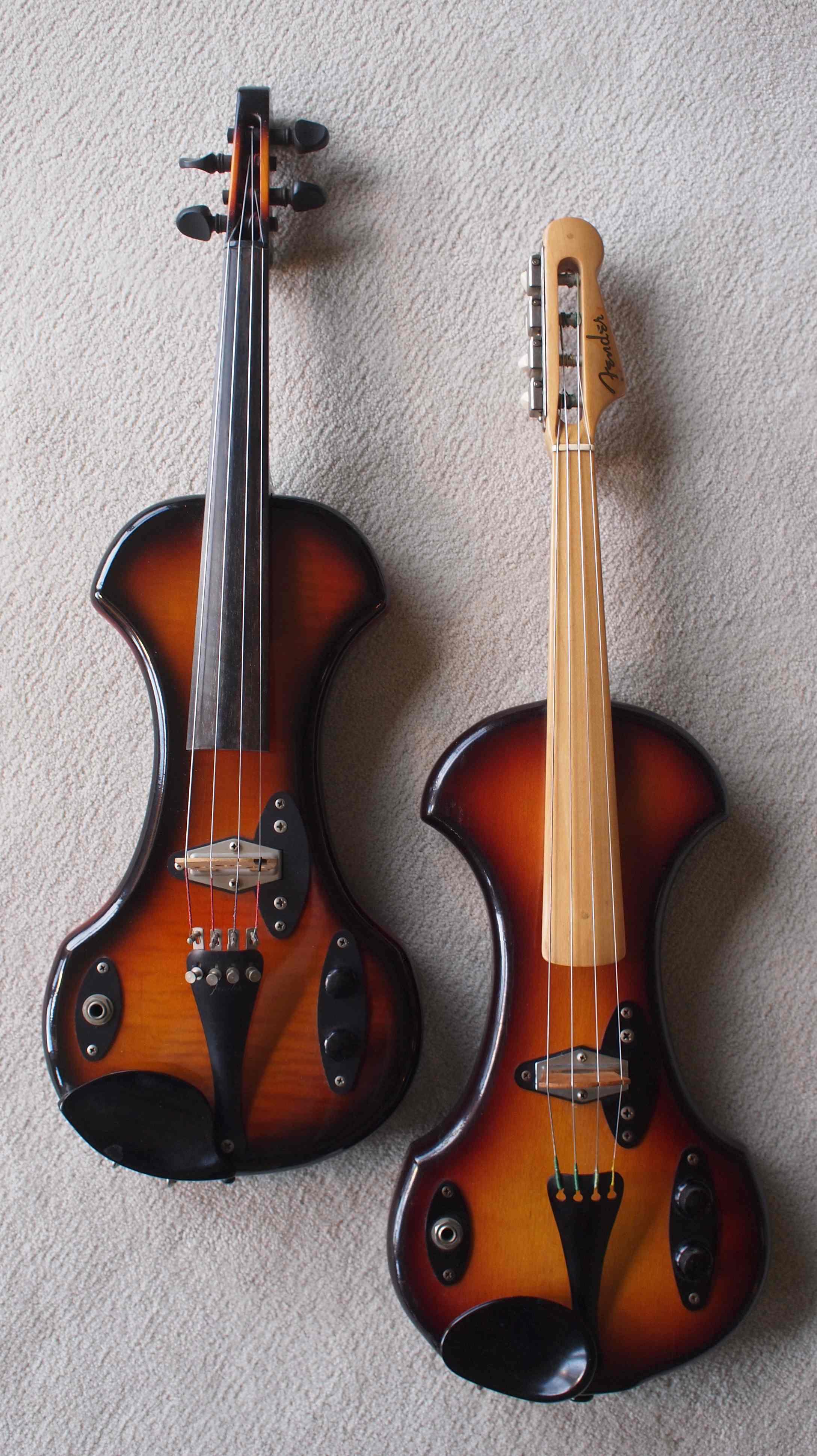 Violin Yamaha Vs John Cheng