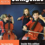 AUSTA Stringendo Magazine, April 2015