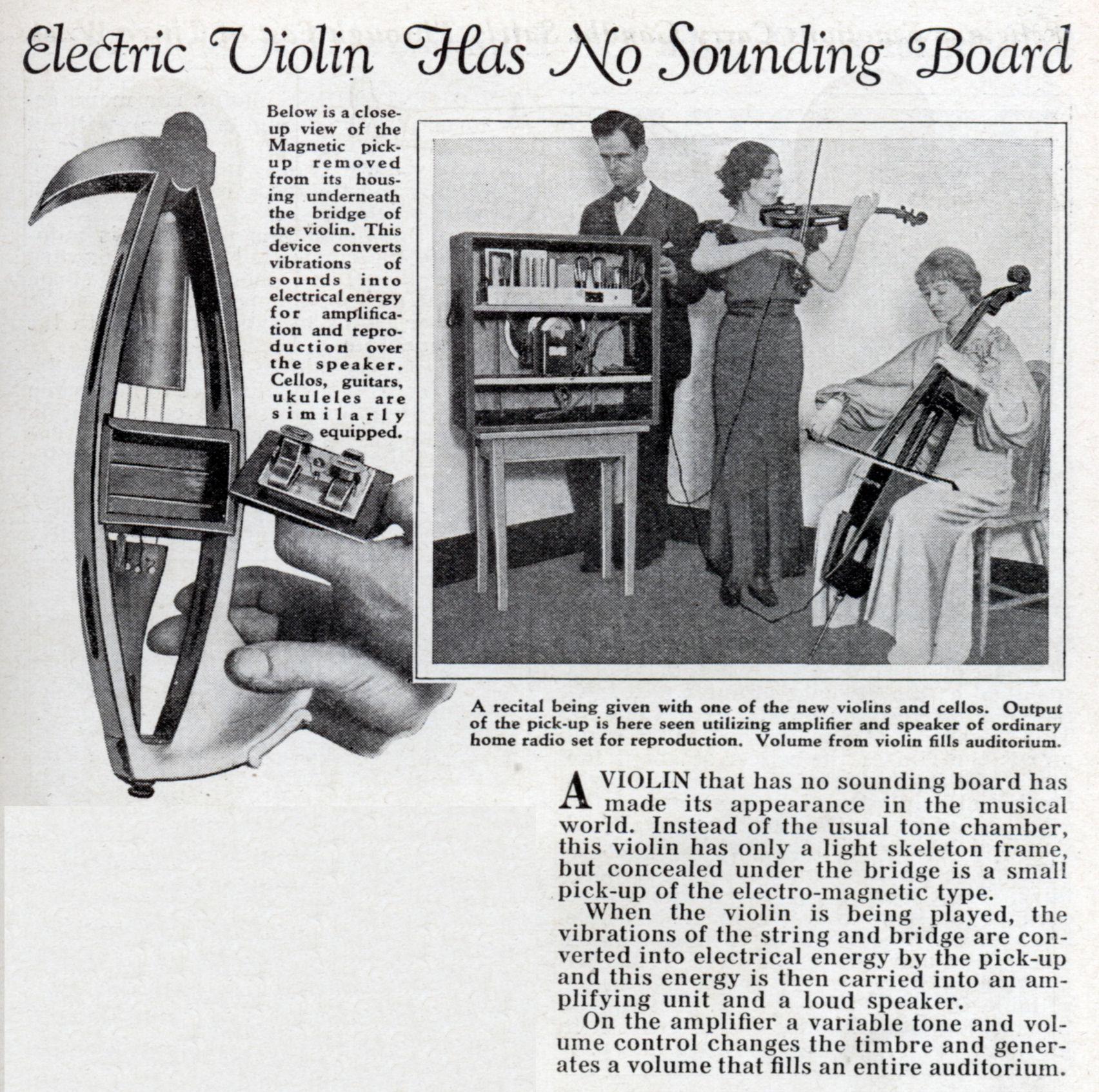 Pfeil electric_violin