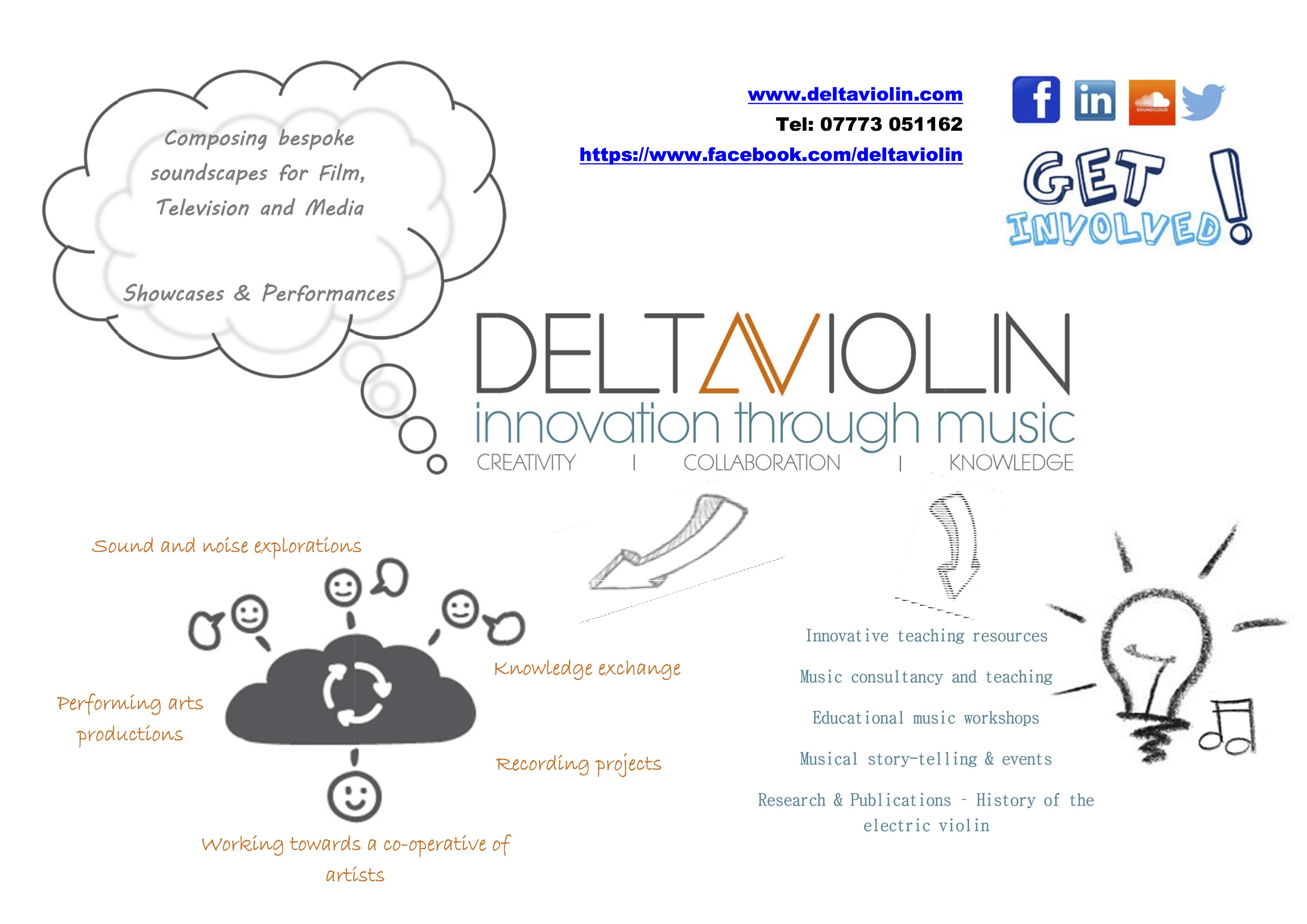 Deltaviolin launch flyer_May 2015