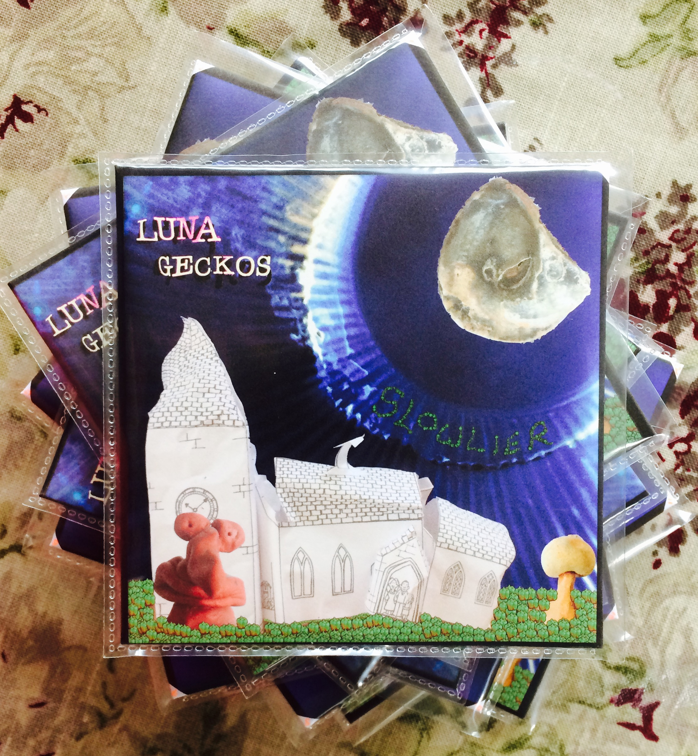 Gecko Album 2nd edition